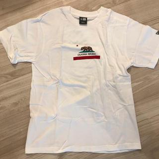 ニューエラー(NEW ERA)のNewEra カリフォルニア tシャツ(Tシャツ/カットソー(半袖/袖なし))