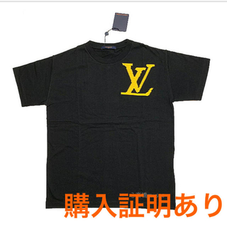 LOUIS VUITTON - 19SS ルイヴィトン ヴァージルアブロー Tシャツ