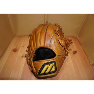 MIZUNO - ミズノプロ 硬式野球グローブ ビッグM
