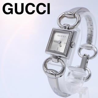 グッチ(Gucci)の極美品【26P ダイヤ ベゼル】GUCCI 120 トルナヴォーニ 付属品 時計(腕時計)