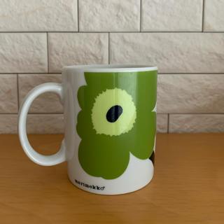 マリメッコ(marimekko)のマリメッコ ウニッコ マグカップ(グラス/カップ)
