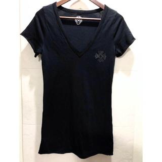 Chrome Hearts - 正規品 クロムハーツ Tシャツ ミニワンピース