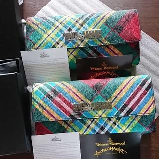 Vivienne Westwood - 正規【未使用品】Vivienne Westwood ペア 長財布
