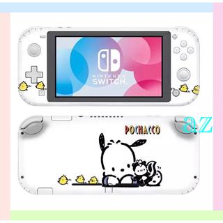 ニンテンドースイッチ(Nintendo Switch)の◎SALE◎ポチャッコ③ 任天堂SwitchLite 保護スキンシール✦汚れ防止(その他)