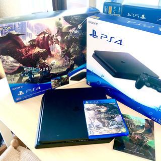 PlayStation4 - PlayStation4 PS4 本体 プレステ4 モンハン モンスターハンター
