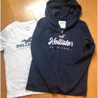 Hollister - 未使用🌸HOLLISTER今期物レディースパーカー🌸ホリスター