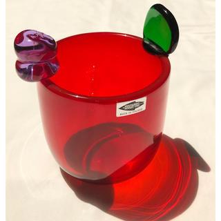 イッタラ(iittala)のオイバトイッカ ポムポム ベース N527 pampula vase(置物)