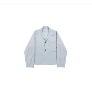 サンシー(SUNSEA)のuru 20ss cotton gabardine shirts jacket(シャツ)