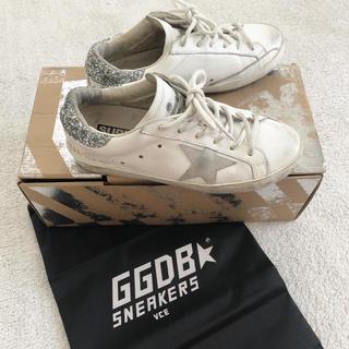 ゴールデングース(GOLDEN GOOSE)のgolden goose スーパースター 37 GGDB(スニーカー)