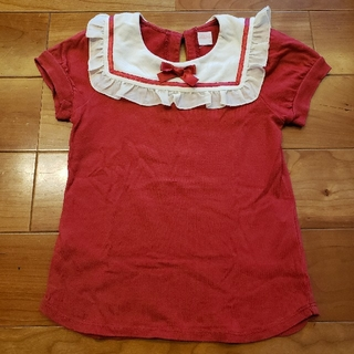 Shirley Temple - シャーリーテンプル 半袖カットソー 110