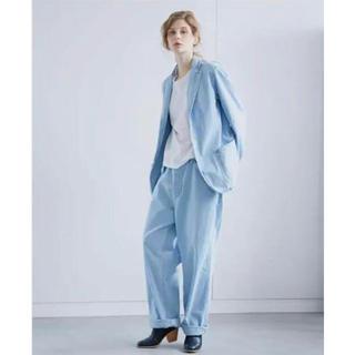 COMOLI - comoli denim jacket pants デニム セットアップ 2