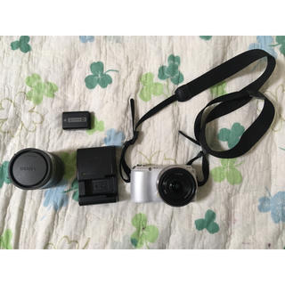 SONY - 訳あり! SONY NEX-C3D デジタルカメラ デジカメ ホワイト