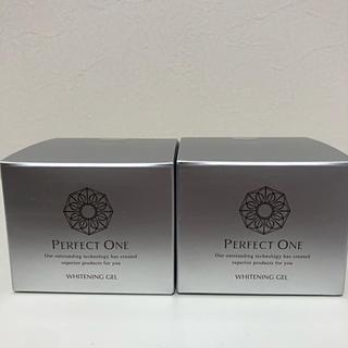パーフェクトワン(PERFECT ONE)のパーフェクトワン 薬用ホワイトニングジェル75g×2個セット(オールインワン化粧品)