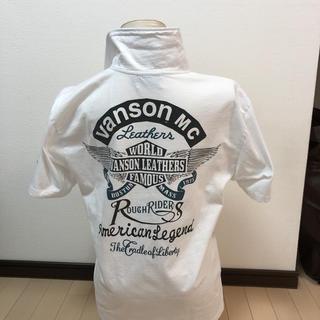 バンソン(VANSON)のバンソン 半袖ポロシャツ(ポロシャツ)