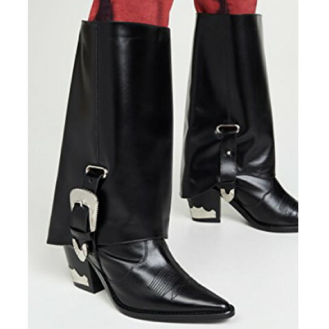 TOGA(トーガ)のTOGA PULLA ウェスタンブーツ レディースの靴/シューズ(ブーツ)の商品写真
