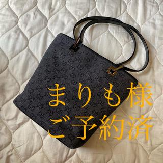Gucci - 【GUCCI】バケツ型トートバッグ