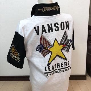 バンソン(VANSON)のバンソン ポロシャツ(ポロシャツ)