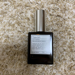 オゥパラディ(AUX PARADIS)のAUX PARADIS サボン パルファム 15ml(香水(女性用))