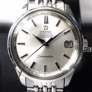 オメガ(OMEGA)のデッドストック級!◆OMEGA Seamaster クロノメーター◆OH済(腕時計(アナログ))