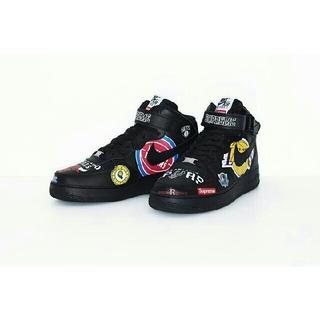 Supreme - 超美品 supreme Nike NBA エアフォース1 ノースフェイス