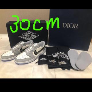 Dior - Nike Air Dior Low Jordan 1 OG