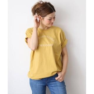 DEUXIEME CLASSE - 新品 CALUX INFORMATION I'M GOOFY Tシャツ