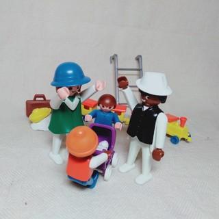 プレイモービル プレミア まとめ売り playmobil 廃盤 家族 ゴッコ遊び