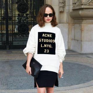 ACNE - 『希少』Acne Studios 名作 スウェット
