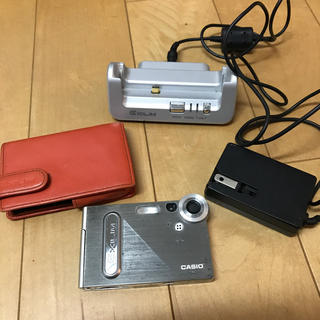 カシオ(CASIO)のカシオCasio EXILIM EX-53 コンパクトデジタルカメラ(コンパクトデジタルカメラ)
