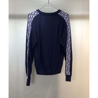 Dior - 【新作】Dior ディオール オブリーク柄  セーター