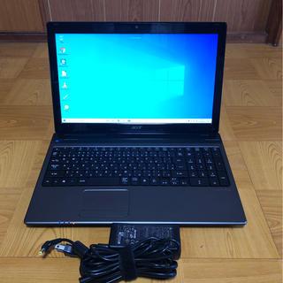 エイサー(Acer)のAcer Aspire5750  i5搭載 HDDかSSDをお選び下さい。(ノートPC)