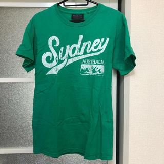 お値下げ メンズ シドニーTシャツ M(Tシャツ/カットソー(半袖/袖なし))