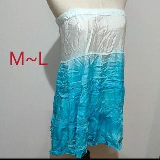 マライカ(MALAIKA)のロングスカート フレアスカート 4段(ロングスカート)