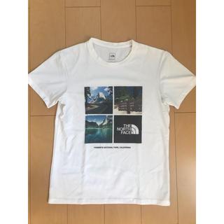 THE NORTH FACE - ノースフェイス Tシャツ!