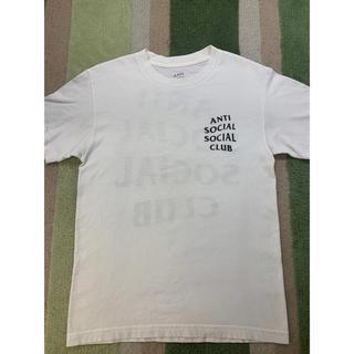 アンチ(ANTI)のAnti Social Social Club Tシャツ 白 S(Tシャツ/カットソー(半袖/袖なし))