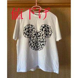ZARA - ZARAミッキーTシャツSサイズ