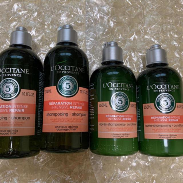 L'OCCITANE(ロクシタン)のロクシタン シャンプー コンディショナー コスメ/美容のヘアケア/スタイリング(シャンプー/コンディショナーセット)の商品写真