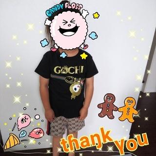 ロデオクラウンズワイドボウル(RODEO CROWNS WIDE BOWL)のMAORIちゃん☆*° RCWB ロゴ ポンチョ Tシャツ(Tシャツ(半袖/袖なし))