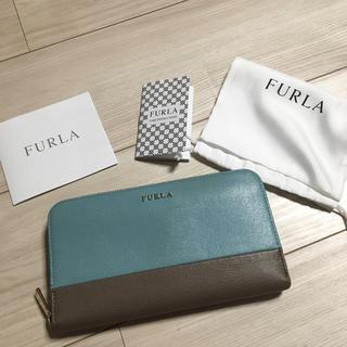 Furla - FURLA レザー長財布