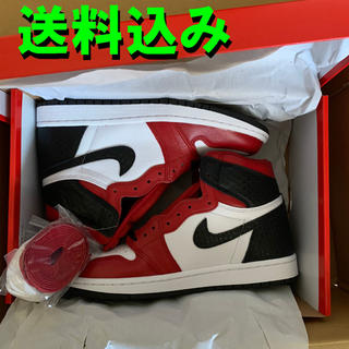 NIKE - 送料込 NIKE AIR JORDAN 1 HIGH SATIN 24cm