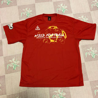 ルコックスポルティフ(le coq sportif)の名古屋グランパスエイトドライTシャツ(Tシャツ/カットソー(半袖/袖なし))