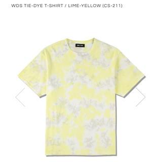 シー(SEA)のWIND AND SEA ウィンダンシー Tシャツ Lサイズ タイダイ (Tシャツ/カットソー(半袖/袖なし))