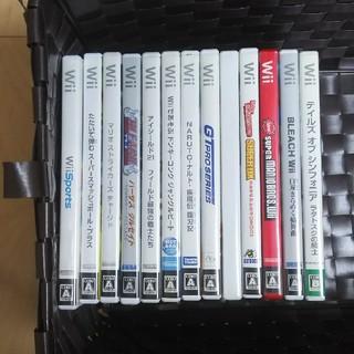 ウィー(Wii)のwiiソフト 1本400円から!(家庭用ゲームソフト)