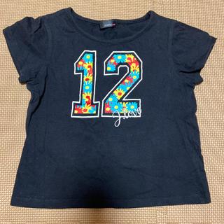 ジェニィ(JENNI)のJENNI love 半袖Tシャツ 130㎝(Tシャツ/カットソー)