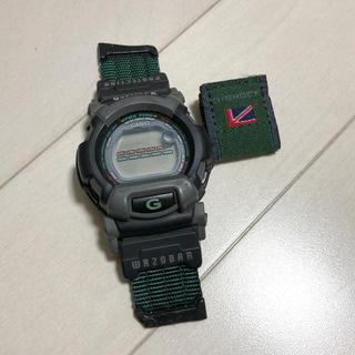 カシオ(CASIO)の【G-ショック】ジャングル DW-002K-3B(腕時計(デジタル))