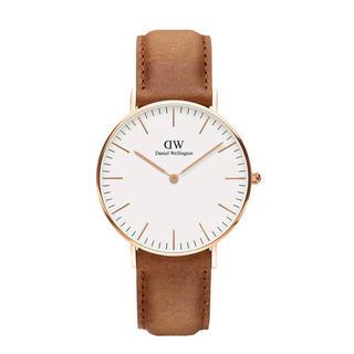 Daniel Wellington - 安心保証付き【36㎜】ダニエルウェリント 腕時計〈DW00100111〉