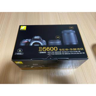 ニコン(Nikon)のNikon D5600(デジタル一眼)