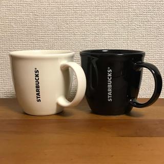 Starbucks Coffee - スターバックス ペア デミタスカップ マグカップ コーヒーカップ(非売品)