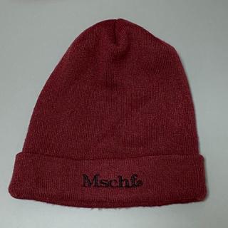 ディーホリック(dholic)のmschf mischief ニット帽 ビーニー(ニット帽/ビーニー)
