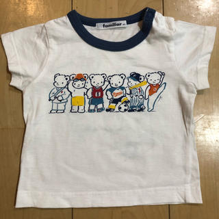 familiar - ファミリア   familiar  Tシャツ